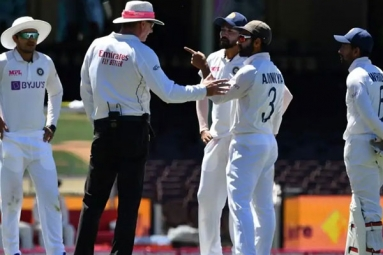 Indian Players Racially Abused at the SCG Again